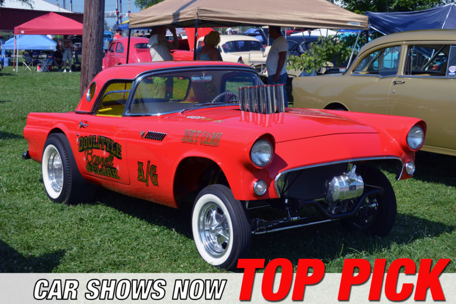 Holley Hot Rod Reunion 2018 CSN Top Pick