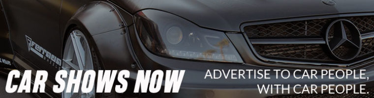 Advertise with CarShowsNow.com