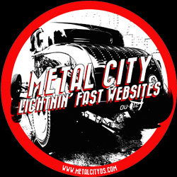 Metal City Digital Strategies Ad