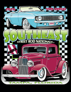 33rd Annual Southeast Street Rod Nationals @ Florida State Fairgrounds | Tampa | Florida | United States