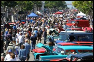 2020 Seal Beach Classic Car Show @ Seal Beach, California | Seal Beach | California | United States