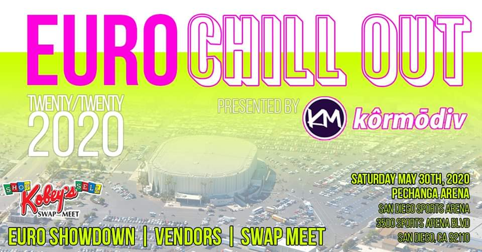 Euro Chill Out @ Pechanga Arena San Diego | San Diego | California | United States