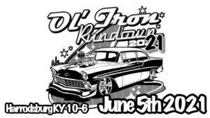 Ol' Iron Rundown - Hot Rod & Customs Show 2021 @ Auto Kustoms | Harrodsburg | Kentucky | United States
