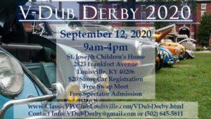 V-Dub Derby @ St Joseph Children's Home | Louisville | Kentucky | United States