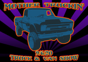 Mother Truckin' Truck & Van Show @ Bullitt County Fairgrounds | Shepherdsville | Kentucky | United States