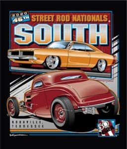 46th NSRA Street Rod Nationals-South @ Chilhowee Park & Exposition Center | Knoxville | Tennessee | United States