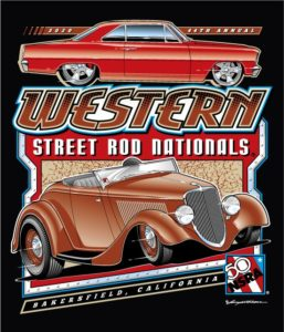 Western Street Rod Nationals @ Kern County Fairgrounds | Bakersfield | California | United States