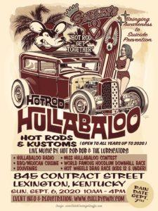 Hot Rod Hullabaloo @ Lexington | Kentucky | United States