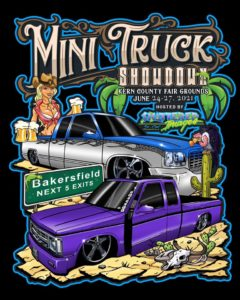 Kern County Mini Truck Showdown 2021 @ Kern County Fair | Bakersfield | California | United States