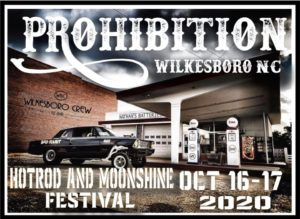 Prohibition Hot Rod & Moonshine Festival @ Call Family Distillers | Wilkesboro | North Carolina | United States