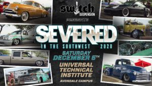 Severed in the Southwest #22 @ Universal Technical Institute | Avondale | Arizona | United States