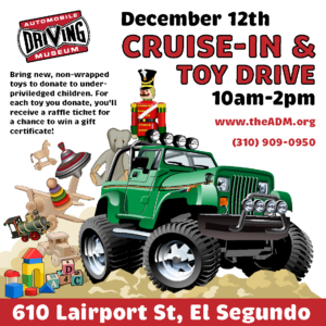 Cruise-In Toy Drive @ El Segundo | California | United States