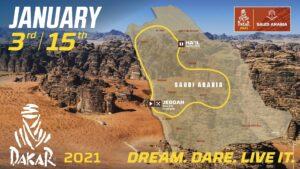Dakar 2021 @ Saudi Arabia | Saudi Arabia