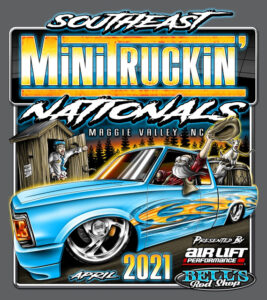 Mini Truck Nationals 2021 @ Maggie Valley Fairgrounds | Maggie Valley | North Carolina | United States