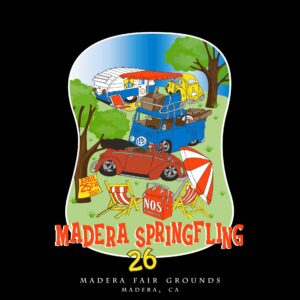 26th Annual Madera VW Spring Fling @ Madera Fairgrounds | Madera | California | United States