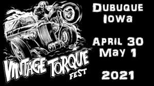 Vintage Torque Fest 2021 @ Dubuque County Fair | Dubuque | Iowa | United States