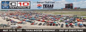Classic Parts of America 2021 C10 Nationals @ Texas Motor Speedway | Fort Worth | Texas | United States