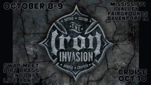 Iron Invasion 2021 @ Mississippi Valley Fairgrounds | Davenport | Iowa | United States