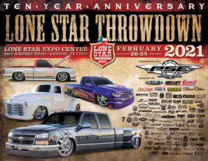 Lone Star Throwdown 2021 @ Lone Star Expo Center | Conroe | Texas | United States