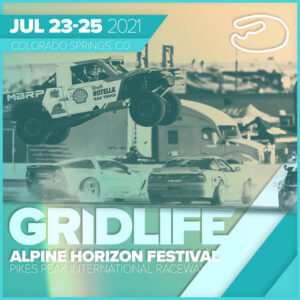 GRIDLIFE Alpine Horizon Festival @ Pikes Peak International Raceway | Fountain | Colorado | United States