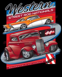 44th Annual Western Street Rod Nationals @ Kern County Fair | Bakersfield | California | United States