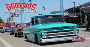 Goodguys 23rd Summit Racing Nationals presented by PPG @ Ohio Expo Center & State Fair | Columbus | Ohio | United States