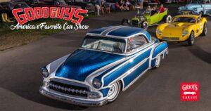 Goodguys 33rd Griot's Garage Pacific Northwest Nationals @ Washington State Fair | Puyallup | Washington | United States