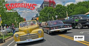 Goodguys 15th BASF Nashville Nationals @ Nissan Stadium | Nashville | Tennessee | United States