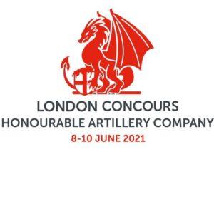 London Concours 2021 @ The Honourable Artillery Company | England | United Kingdom