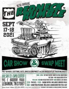 17th Annual Fall Redneck Rumble @ Wilson Co. Fairgrounds | Lebanon | Tennessee | United States