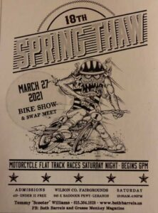 18th Annual Spring Thaw Bike Show @ Wilson Co. Fairgrounds | Lebanon | Tennessee | United States