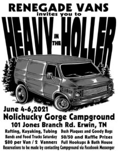 Heavy in the Holler @ The Nolichucky Gorge Campground   Erwin   Tennessee   United States