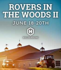 Rovers in the Woods II @ Sharon Springs | New York | United States