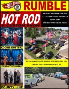 Rebel Rousers Rumble 2021 @ Ashland Armory | Ashland | Ohio | United States
