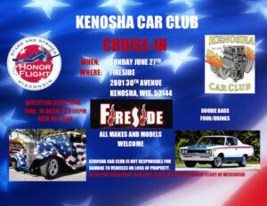 Kenosha Car Club Cruise-In @ Kenosha | Wisconsin | United States
