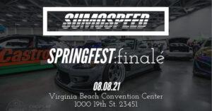 Sumospeed Springfest @ Virginia Beach Convention Center | Virginia Beach | Virginia | United States