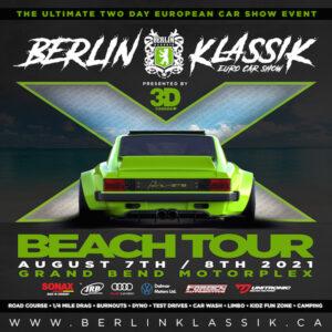 Berlin Klassik 2021 Beach Tour @ Ontario | Canada