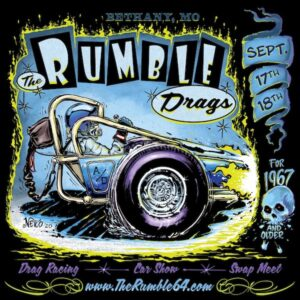 The Rumble Drags @ Thunder Valley Raceway | Bethany | Missouri | United States